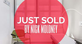 Offices commercial property sold at 207/40 Yeo Street Neutral Bay NSW 2089