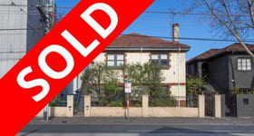 Development / Land commercial property sold at 350 Malvern Road Prahran VIC 3181