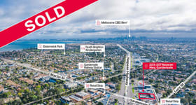 Development / Land commercial property sold at 203-207 Nepean Highway Gardenvale VIC 3185