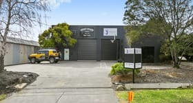Industrial / Warehouse commercial property for sale at 1 & 2/25 Virginia Street Mornington VIC 3931