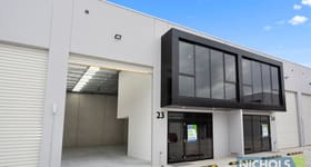 Factory, Warehouse & Industrial commercial property sold at 23/22 George Street Sandringham VIC 3191