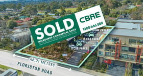 Offices commercial property sold at 6-8 Floriston Road Boronia VIC 3155