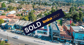 Shop & Retail commercial property sold at 81A Willsmere Road Kew VIC 3101