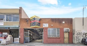 Factory, Warehouse & Industrial commercial property sold at 25 SHIRLOW STREET Marrickville NSW 2204