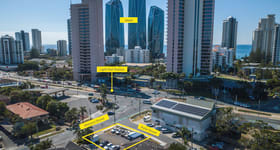 Development / Land commercial property sold at 6 Monaco Street Surfers Paradise QLD 4217