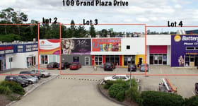 Shop & Retail commercial property sold at Lot3 (U4,5,6) 109 Grand Plaza Drive Browns Plains QLD 4118