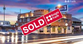 Hotel / Leisure commercial property sold at Site/299 Elizabeth Street North Hobart TAS 7000