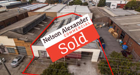 Factory, Warehouse & Industrial commercial property sold at 287 Arthur Street Fairfield VIC 3078