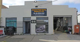Factory, Warehouse & Industrial commercial property sold at 44 Radford Road Reservoir VIC 3073