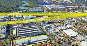 Factory, Warehouse & Industrial commercial property sold at 187-189 John Street Lidcombe NSW 2141