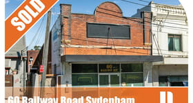 Shop & Retail commercial property sold at 60 Railway Road Sydenham NSW 2044