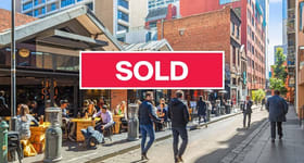 Shop & Retail commercial property sold at Ground Floor, 16 Liverpool Street Melbourne VIC 3000