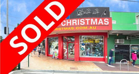 Shop & Retail commercial property sold at 610 Canterbury Road Vermont VIC 3133