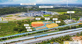 Development / Land commercial property for lease at Exit 54 Business Park Lot 1 Pacific Highway Coomera QLD 4209
