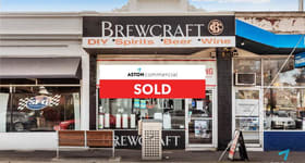 Shop & Retail commercial property sold at 143 Church Street Richmond VIC 3121