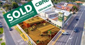 Development / Land commercial property sold at 779-785 Heidelberg Road Alphington VIC 3078