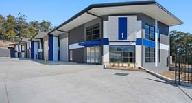 Factory, Warehouse & Industrial commercial property sold at Unit 1, 15 Billbrooke Close Cameron Park NSW 2285