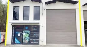 Industrial / Warehouse commercial property for sale at Unit 12/5-7 Cairns Street Loganholme QLD 4129