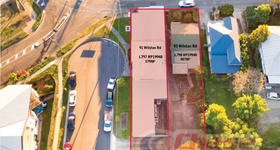 Factory, Warehouse & Industrial commercial property sold at 91-93 Wilston Road Newmarket QLD 4051