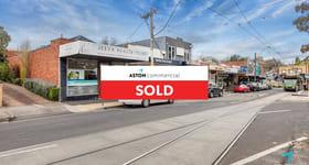 Shop & Retail commercial property sold at 1103-1105 Riversdale Road Surrey Hills VIC 3127