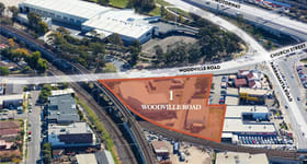 Factory, Warehouse & Industrial commercial property sold at 1 Woodville Road Granville NSW 2142