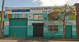 Factory, Warehouse & Industrial commercial property sold at 350-354 Arden Street Kensington VIC 3031