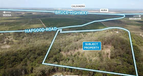 Development / Land commercial property for sale at 182 Hapgood Road Beerwah QLD 4519