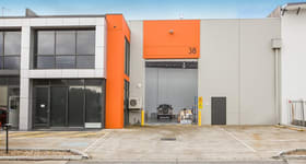 Factory, Warehouse & Industrial commercial property sold at 38 Prime Street Thomastown VIC 3074
