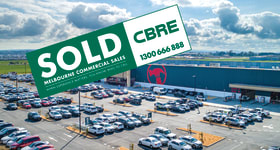 Shop & Retail commercial property sold at Bunnings Warehouse Berwick-Cranbourne Road Clyde North VIC 3978