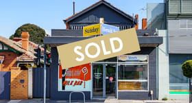 Shop & Retail commercial property sold at 554A High Street Prahran VIC 3181