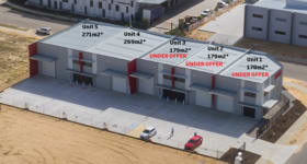 Factory, Warehouse & Industrial commercial property for lease at 23 Longitude Avenue Neerabup WA 6031