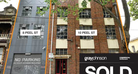 Development / Land commercial property sold at 8 & 10 Peel Street Collingwood VIC 3066