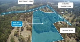 Development / Land commercial property for sale at 191-199 McPhail Road & 525 Burpengary Road Narangba QLD 4504