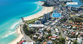 Shop & Retail commercial property sold at 24-28 Griffith Street Coolangatta QLD 4225