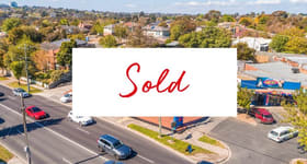Shop & Retail commercial property sold at 604 Elgar Road Box Hill VIC 3128