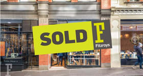 Retail commercial property sold at Shop 3/188 Little Collins Street Melbourne VIC 3000