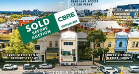 Offices commercial property sold at 436 Victoria Street North Melbourne VIC 3051