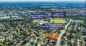 Development / Land commercial property for sale at 11,13,2/15 Sexton Avenue & 119, 121, 123 Showground Road Castle Hill NSW 2154