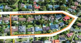 Development / Land commercial property for sale at 17-23 Fish Chapman Avenue Castle Hill NSW 2154