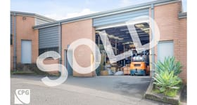 Factory, Warehouse & Industrial commercial property sold at Unit 3/23 Garema Circuit Kingsgrove NSW 2208