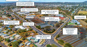 Development / Land commercial property for sale at 171-173 Anzac Ave Harristown QLD 4350