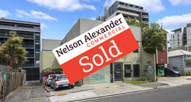 Factory, Warehouse & Industrial commercial property sold at 1 Gale Street Brunswick East VIC 3057