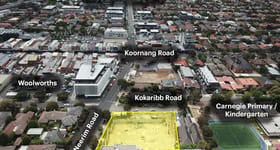 Development / Land commercial property sold at 259-263 Neerim Road Carnegie VIC 3163