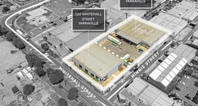 Factory, Warehouse & Industrial commercial property sold at 320 Whitehall Street & 1 Minnie Street Yarraville VIC 3013