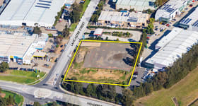 Factory, Warehouse & Industrial commercial property sold at 4 Lancaster Street Ingleburn NSW 2565