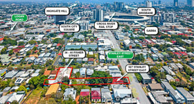 Development / Land commercial property for sale at 38-40 Fisher Street & 927 Stanley Street East East Brisbane QLD 4169