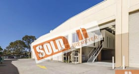 Factory, Warehouse & Industrial commercial property sold at 12 Stanton Road Seven Hills NSW 2147