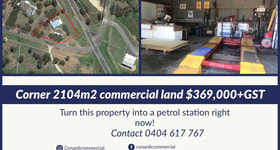 Industrial / Warehouse commercial property for sale at 57 Milne Street Laidley QLD 4341