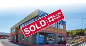 Offices commercial property sold at Ground/3-30 Bayfield Street Rosny Park TAS 7018