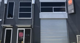Factory, Warehouse & Industrial commercial property for sale at Units 8 and 9, 78 Wirraway Dr Port Melbourne VIC 3207
